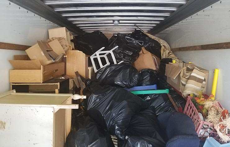 Recycling Trash