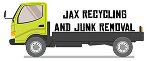 Jax Recycling and Junk Removal Logo